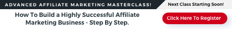 Affiliate Marketing Class